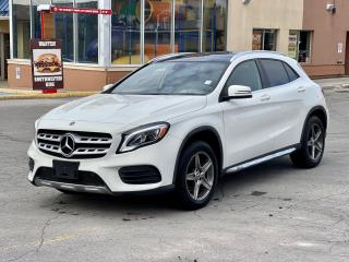 Used 2018 Mercedes-Benz GLA GLA250 4MATIC NAVIGATION/CAMERA/PANO ROOF for sale in North York, ON
