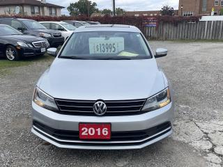Used 2016 Volkswagen Jetta Trend Line for sale in Hamilton, ON