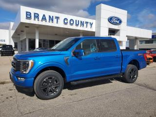 New 2021 Ford F-150 LARAIT for sale in Brantford, ON
