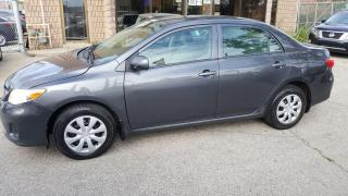 Used 2013 Toyota Corolla CE for sale in Etobicoke, ON