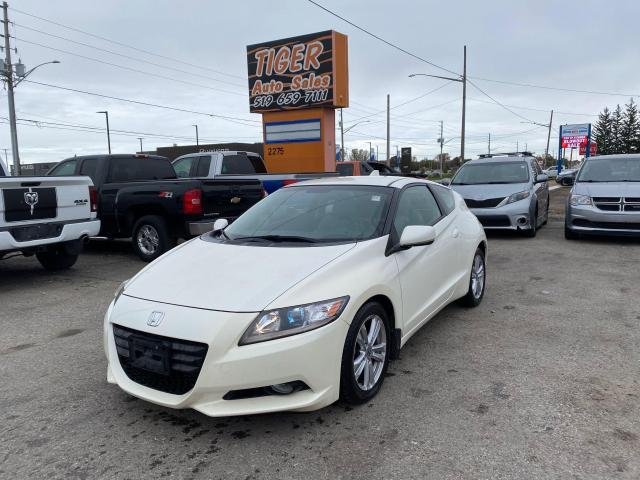 2011 Honda CR-Z HYBRID*GREAT ON FUEL*ONLY 89,000KMS*CERTIFIED