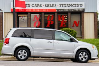 Used 2011 Dodge Grand Caravan SXT | Stow & Go | Power Group | Alloys | Tinted for sale in Oshawa, ON