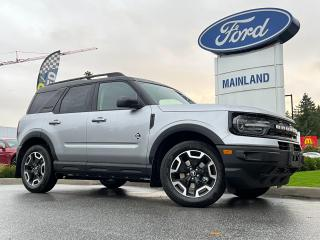 New 2021 Ford Bronco Sport Outer Banks 300A for sale in Surrey, BC
