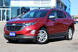 Used 2018 Chevrolet Equinox Premier for sale in Toronto, ON