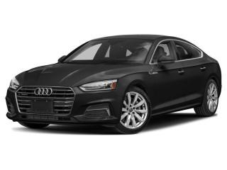 Used 2018 Audi A5 2.0T Technik for sale in Regina, SK