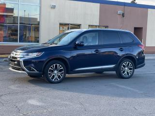 Used 2016 Mitsubishi Outlander Touring Edition  AWD Sunroof /Camera /Heated Seats for sale in North York, ON