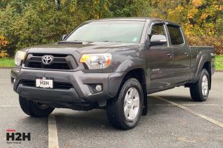 Used 2015 Toyota Tacoma TRD Sport for sale in Surrey, BC