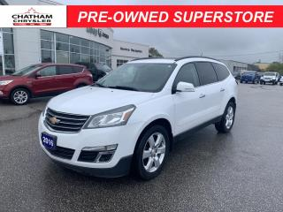 Used 2016 Chevrolet Traverse 1LT for sale in Chatham, ON