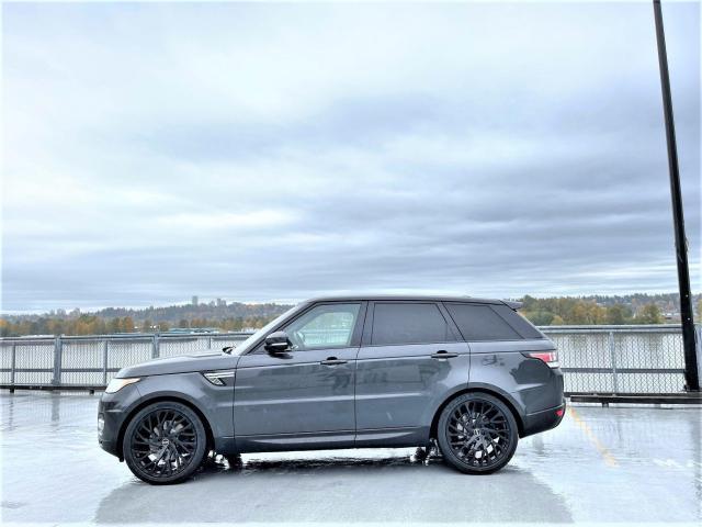 "2016 Land Rover Range Rover Sport Td6 HSE DIESEL 22"" WHEELS"