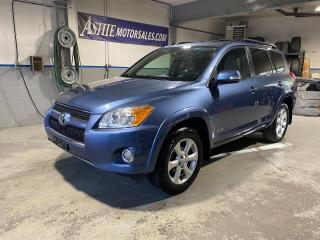 Used 2012 Toyota RAV4 4WD 4dr I4 Limited for sale in Kingston, ON