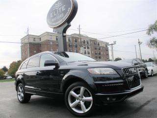 Used 2012 Audi Q7 for sale in Burlington, ON