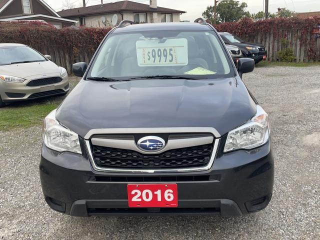 2016 Subaru Forester i