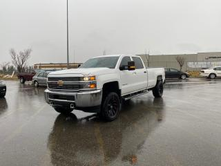 Used 2015 Chevrolet Silverado 2500 WT 4X4   | $0 DOWN - EVERYONE APPROVED!! for sale in Calgary, AB