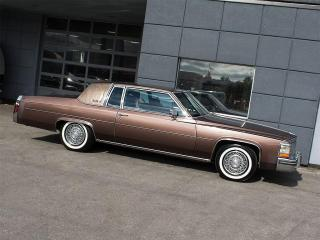 Used 1984 Cadillac Coupe De Ville for sale in Toronto, ON