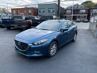 Used 2017 Mazda MAZDA3 GS LOW KM, BACKUP CAMERA for sale in Hamilton, ON