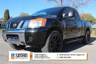Used 2012 Nissan Titan SV EXCELLENT VALUE for sale in Regina, SK