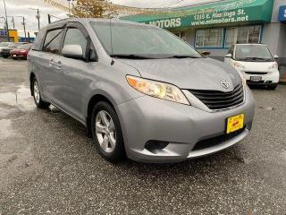 Used 2013 Toyota Sienna LE Mobility for sale in Vancouver, BC