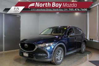 Used 2020 Mazda CX-5 GS AWD - Heated Seats - Sunroof - Nav for sale in North Bay, ON