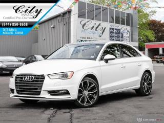 Used 2016 Audi A3 2.0T Progressiv for sale in Halifax, NS