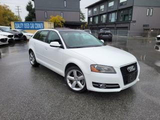 Used 2013 Audi A3 2.0T Prog FWD Sprtbck 6sp Strnic for sale in Burnaby, BC