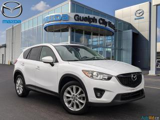 Used 2014 Mazda CX-5 GT AWD at for sale in Guelph, ON