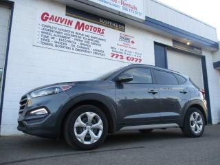 Used 2018 Hyundai Tucson Luxury 2.0L for sale in Swift Current, SK