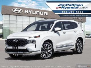 New 2022 Hyundai Santa Fe Ultimate Calligraphy for sale in Surrey, BC
