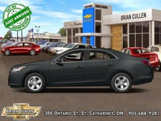 Used 2015 Chevrolet Malibu LS  - Low Mileage for sale in St Catharines, ON