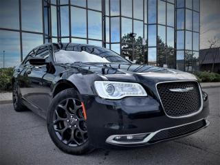Used 2017 Chrysler 300 Touring AWD Pano Roof for sale in Brampton, ON