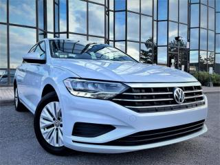 Used 2019 Volkswagen Jetta COMFORTLINE AUTO|HEATED SEATS|ALLOYS|ECO-MODE| for sale in Brampton, ON