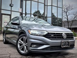 Used 2019 Volkswagen Jetta R-LINE|AUTO|SUNROOF|HEATED SEATS|ALLOYS|AMBIENT for sale in Brampton, ON