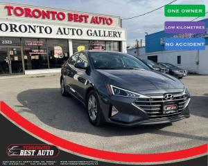 Used 2020 Hyundai Elantra Preferred|IVT|NO ACCIDENT|ONE OWNER|LOW KILOMETRES| for sale in Toronto, ON