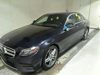 Used 2018 Mercedes-Benz E-Class E400 4MATIC. AMG Pkg. Driver Assist, Nav, Cam, Roof, Loaded! for sale in Concord, ON