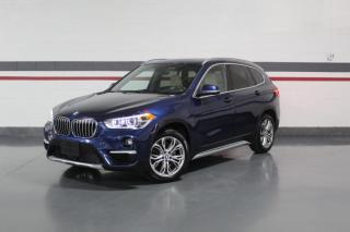 Used 2018 BMW X1 XDRIVE28i I PANOROOF I REAR CAM I PUSH START I HEATED SEATS for sale in Mississauga, ON