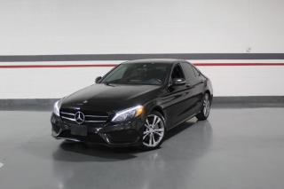 Used 2018 Mercedes-Benz C-Class 4MATIC I NO ACCIDENTS I NAVI I BLIND SPOT I REAR CAM I BT for sale in Mississauga, ON