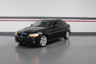 Used 2011 BMW 3 Series 323i NO ACCIDENTS I SUNROOF I PUSH START I HEATED SEATS I BT for sale in Mississauga, ON
