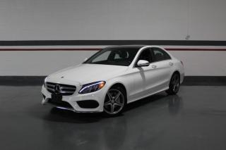 Used 2016 Mercedes-Benz C-Class C300 4MATIC I NO ACCIDENTS I AMG I NAVIGATION I PANOROOF for sale in Mississauga, ON