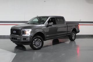 Used 2018 Ford F-150 LARIAT CREW 5.0L PANOROOF I MINOR LIFT I 6.5FT I CARPLAY for sale in Mississauga, ON