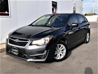 Used 2015 Subaru Impreza 2.0i TOURING PKG-AUTO-BACKUP CAMERA-NO ACCIDENTS-CERTIFIED for sale in Toronto, ON