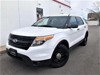 Used 2014 Ford Explorer POLICE INTERCEPTOR AWD-CERTIFIED-WARRANTY for sale in Toronto, ON