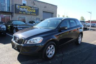 Used 2011 Volvo XC60 AWD/ PremierPlus/ Pano Roof/ LTHR Seats/ DVD for sale in Newmarket, ON