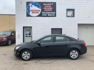 Used 2015 Chevrolet Cruze 4dr Sdn 1LT for sale in Winnipeg, MB
