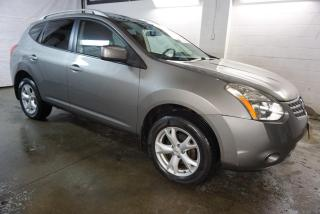 Used 2008 Nissan Rogue AWD SL CERTIFIED 2YR WARRANTY SUNROOF HEATED SEATS ROOF RACK for sale in Milton, ON