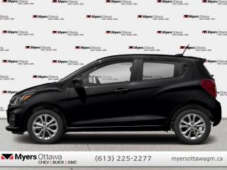 Used 2022 Chevrolet Spark LT  - Aluminum Wheels -  Cruise Control for sale in Ottawa, ON