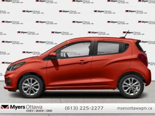 Used 2022 Chevrolet Spark 2LT  - Sunroof -  Heated Seats for sale in Ottawa, ON