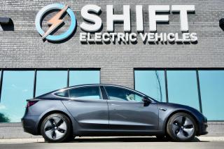 Used 2018 Tesla Model 3 LONG RANGE ALL WHEEL DRIVE AERO WHEELS, CARFAX CLEAN! for sale in Oakville, ON