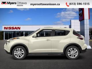 Used 2016 Nissan Juke SL  - Sunroof -  Navigation -  Leather Seats for sale in Ottawa, ON