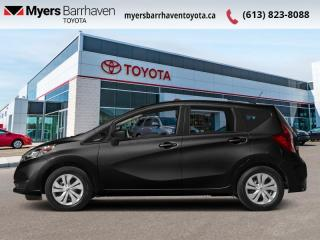 Used 2018 Nissan Versa Note SV  - Bluetooth -  Heated Seats - $107 B/W for sale in Ottawa, ON