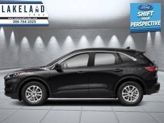 New 2021 Ford Escape S AWD  - $181 B/W for sale in Prince Albert, SK