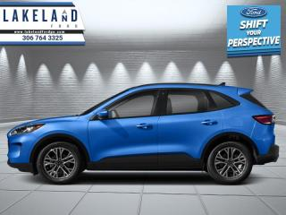 New 2021 Ford Escape SEL Hybrid AWD  - Hybrid - $221 B/W for sale in Prince Albert, SK